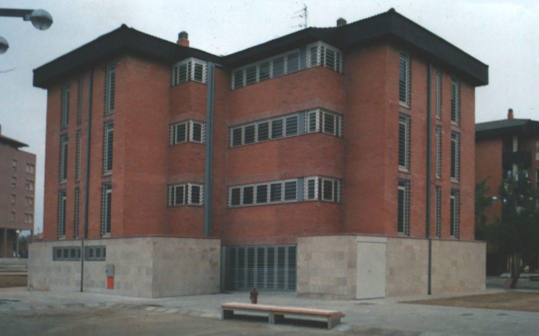 1992. Rehabilitació i ampliació de Centre Cívic a Reus (Tarragona).