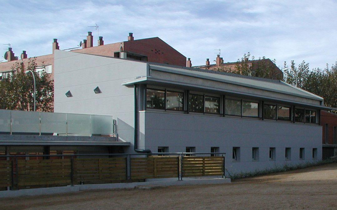 2006. Rehabilitació d'edifici i jardins per Llar d'Infants a Rubí (Barcelona).
